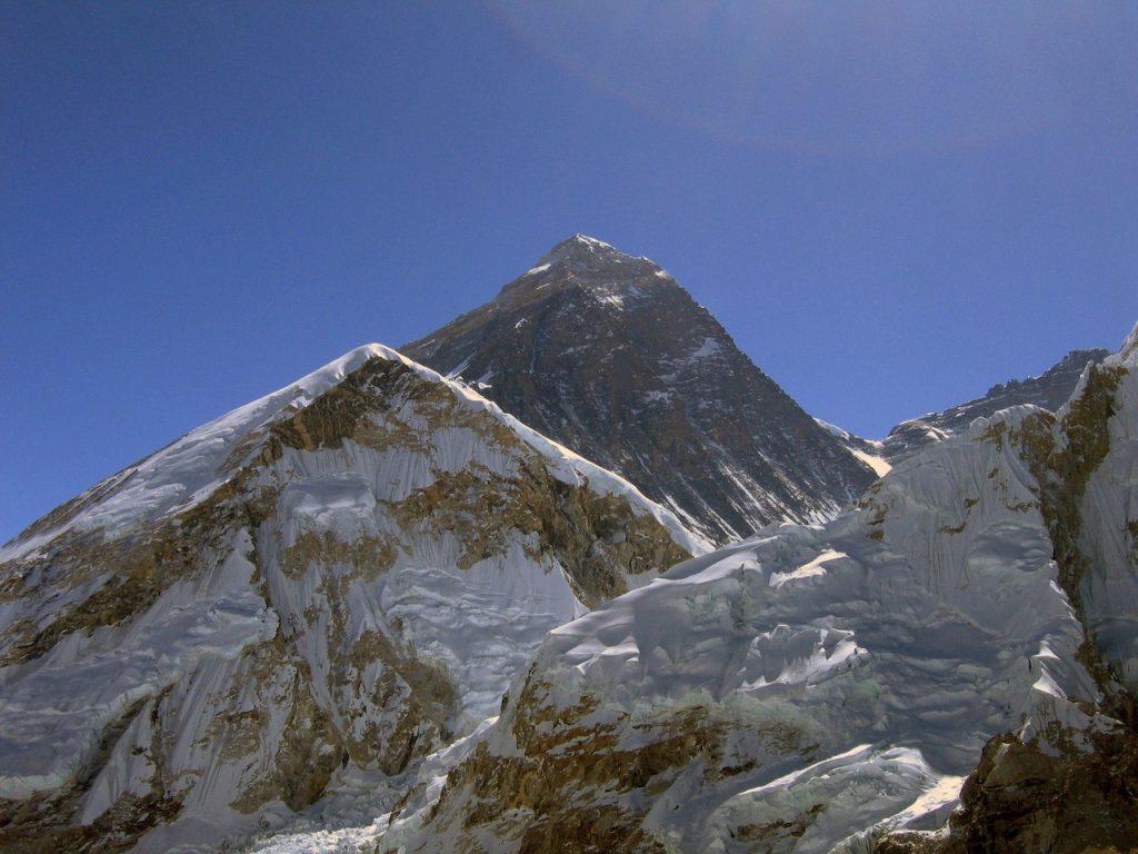 Hilary Edmund i jego wyprawa na szczyt Ziemi