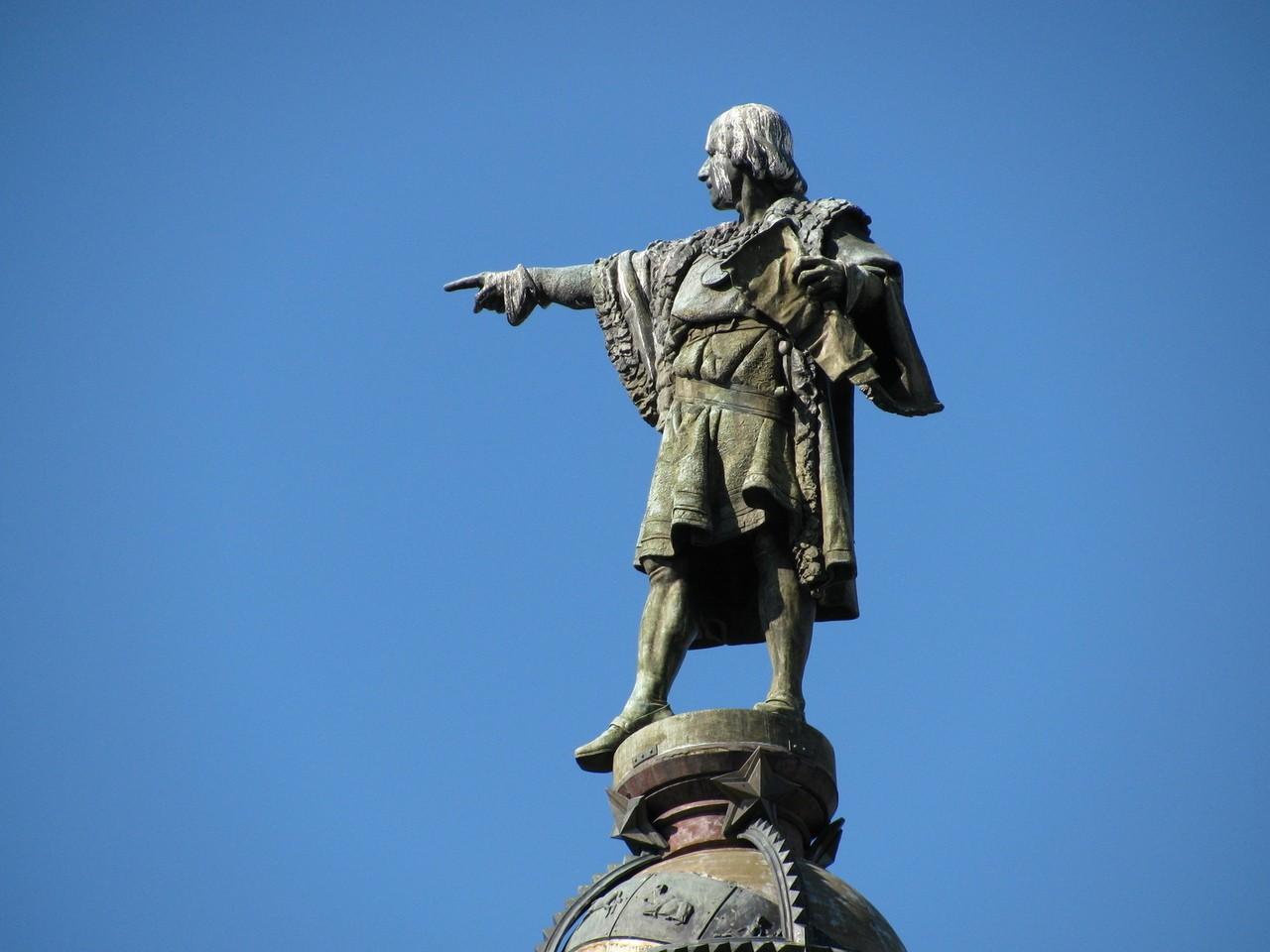 Krzysztof Kolumb największy z podróżników w dziejach świata