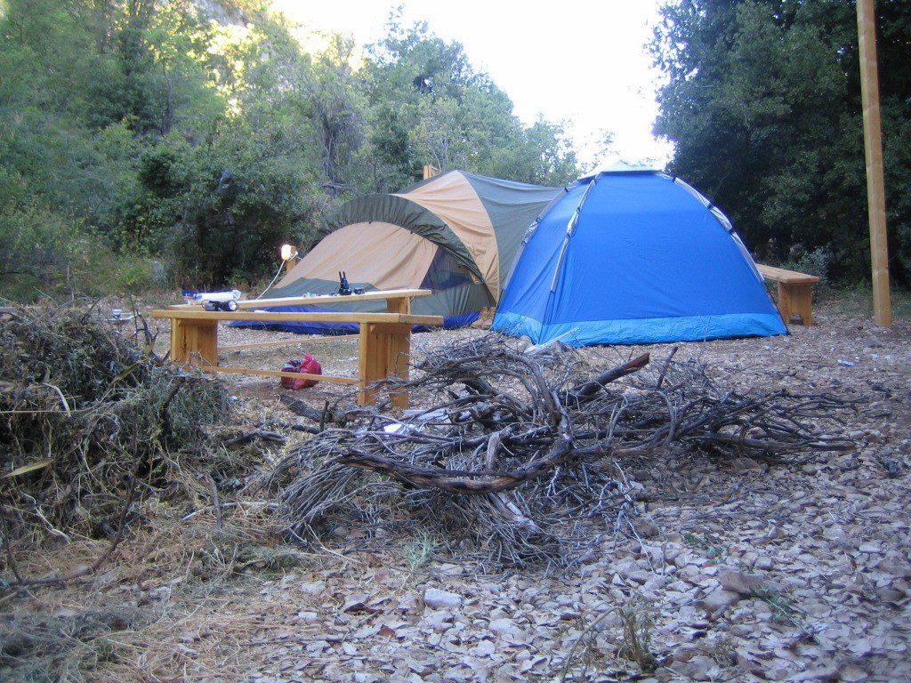 Wyjazd pod namiot z dzieckiem? Czemu nie!