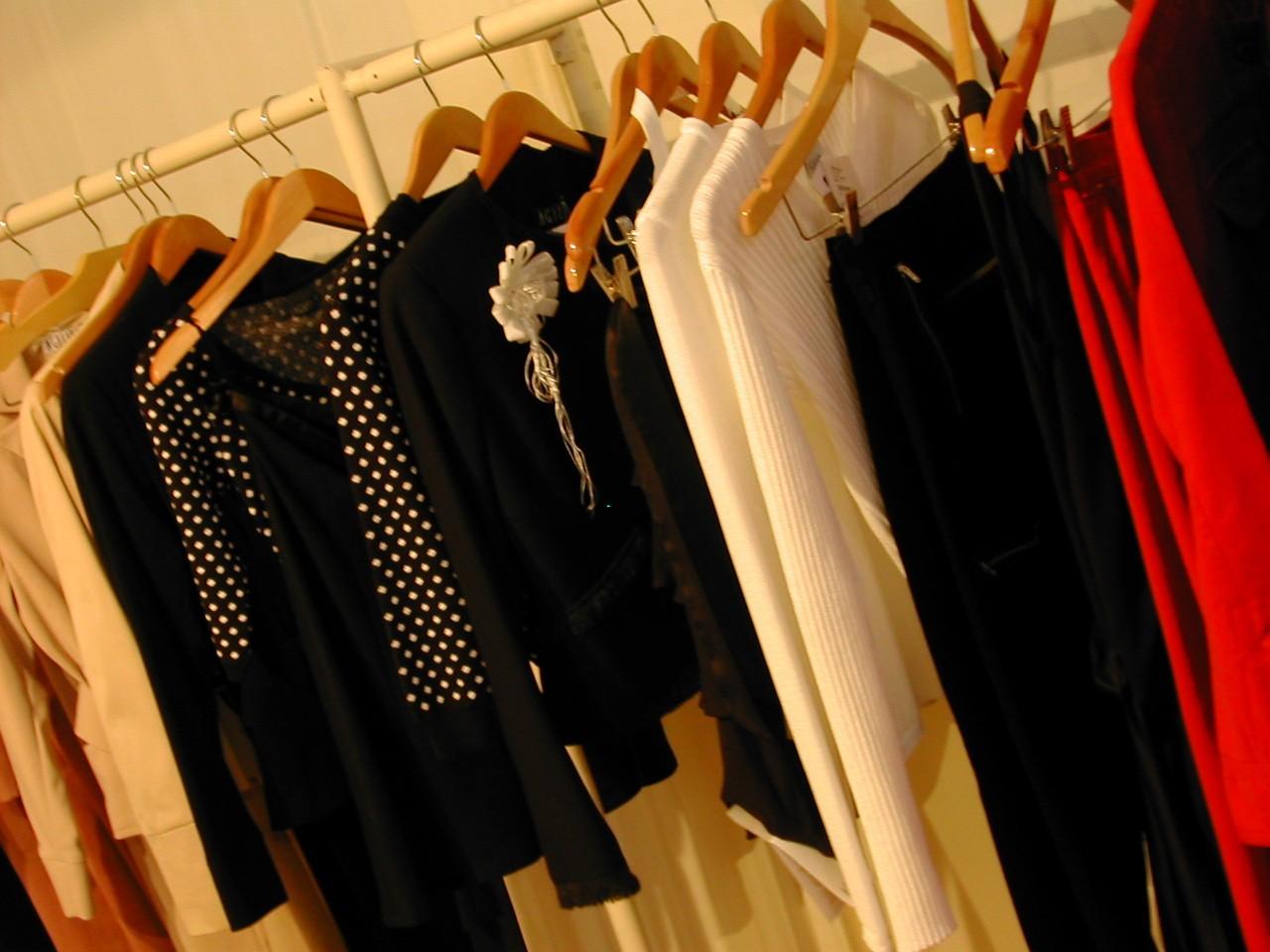 """Ubrania dla kobiet """"gruszek"""""""